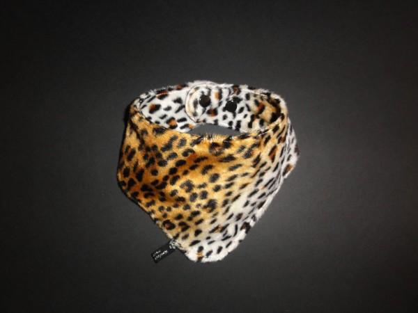 Baby Halstuch - Leoparden Motiv