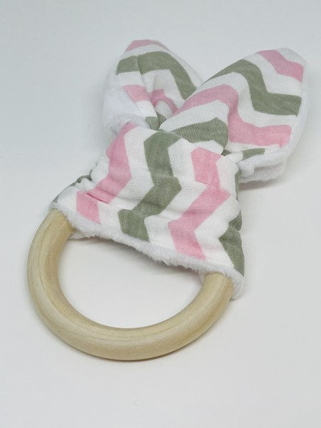 Knisterohren Greifling in rosa