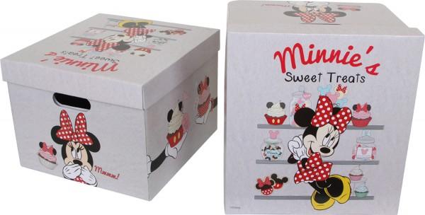"""""""Minnie Mouse"""" Aufbewahrungsbox"""