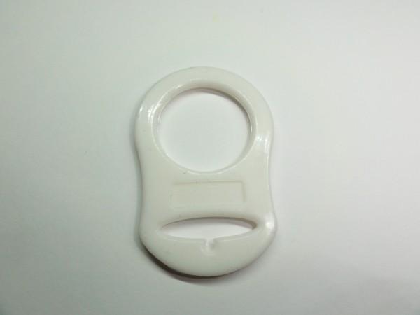 Silikonring in weiß