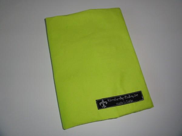 Mutterpasshülle - Neon grün