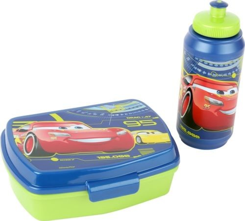 Disney Cars Pausen-Set