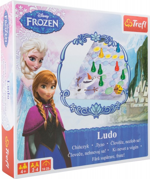Frozen Ludo